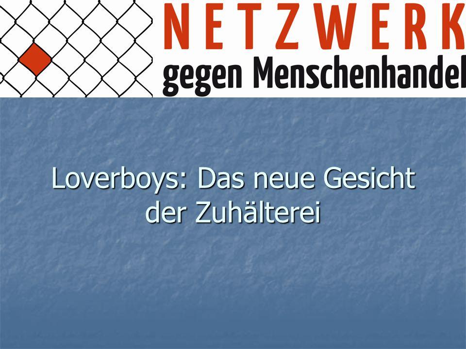Loverboy Phänomen Junge Männer (ca.
