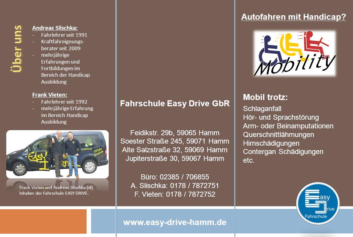 Fahrschule Easy Drive GbR Feidikstr.