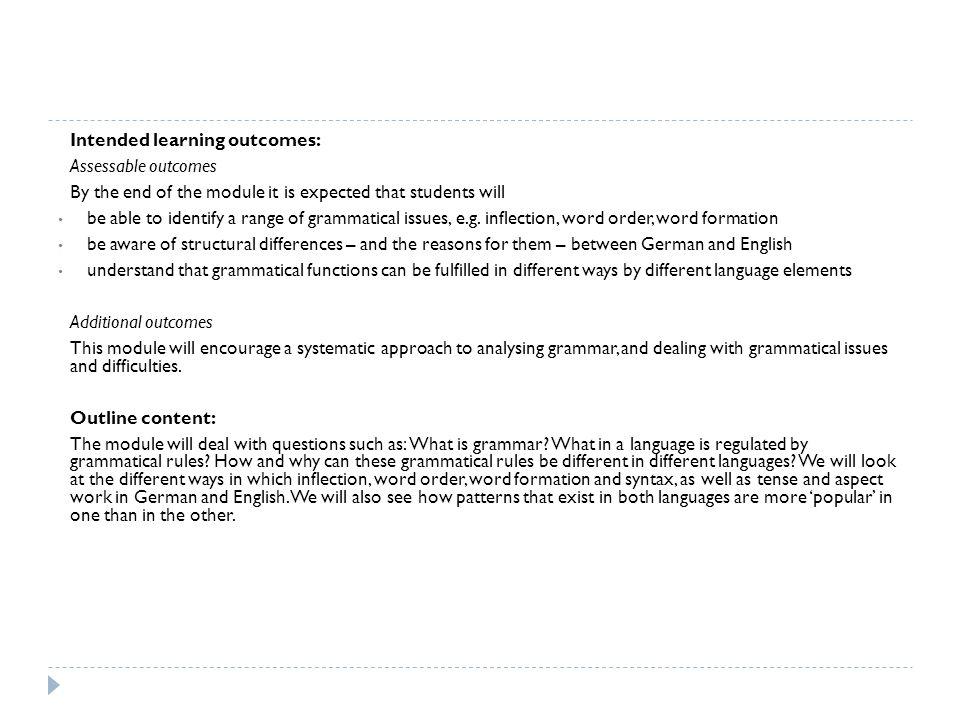 Unterschiede in der Wortbildung Das Englische bietet viele Möglichkeiten zur Konversion (Wortartwechsel ohne morphologische Markierung): to pencil in, to house, to stomach, to unseat (There was a plan to unseat Blair) Komposition (Bildschirmschonermotiv) und Derivation in beiden Sprachen typisch, doch wo das Deutsche dazu neigt, viele lexikalische Elemente zu einem Kompositum zu verbinden, bevorzugt das Englische häufig Phrasen http://www.bonn.de/rat_verwaltung_buergerdienste/buergerdi enste_online/buergerservice_a_z/index.html?anlb=K http://www.bonn.de/rat_verwaltung_buergerdienste/buergerdi enste_online/buergerservice_a_z/index.html?anlb=K http://www.bonn.de/rat_verwaltung_buergerdienste/buergerdi enste_online/buergerservice_a_z/index.html?anlb=A http://www.bonn.de/rat_verwaltung_buergerdienste/buergerdi enste_online/buergerservice_a_z/index.html?anlb=A