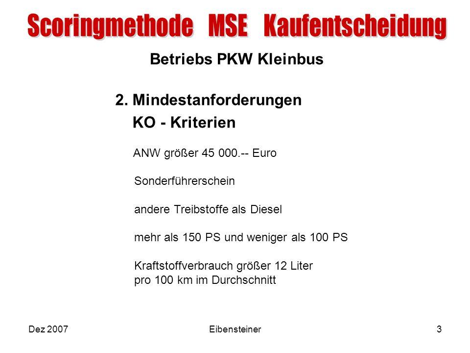 Betriebs PKW Kleinbus Dez 2007Eibensteiner4 3.