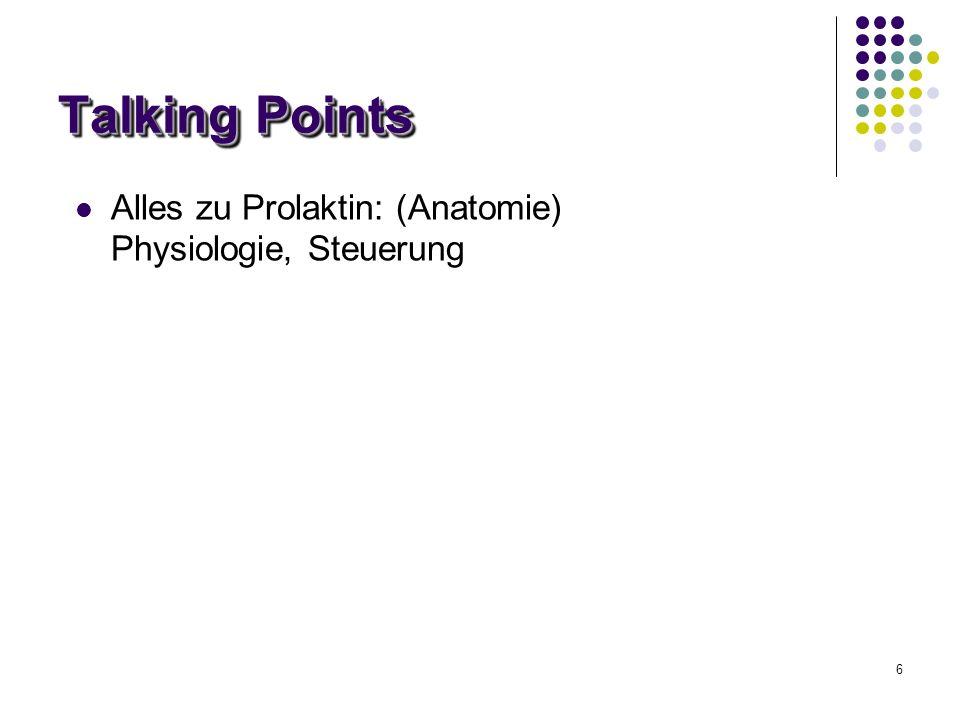 7 Physiologie Peptidhormon (198AS) Homologie mit GH Neg.