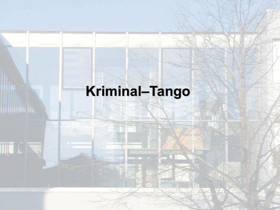 Kriminal–Tango