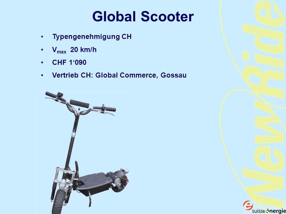 Oxygen CargoscooterOX5 Fun V max 4565km/h Kat. A1A1 VP 11700 12300CHF