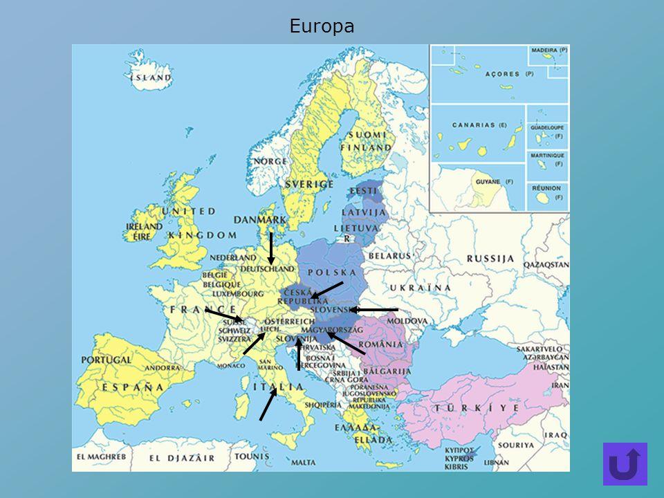 Vorbereitende Übung: Lehrer als Diskussionsleiter –> das Interesse der Schüler anregen 1.Diskutieren: geographische Lage Österreichs innerhalb Europa
