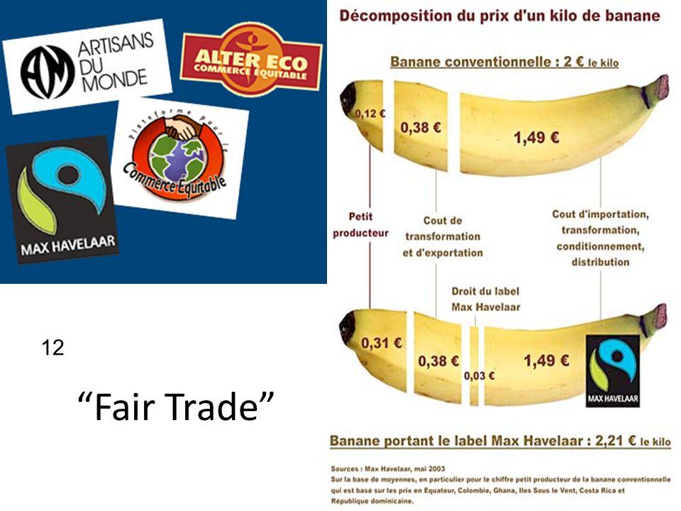 Fair Trade 12