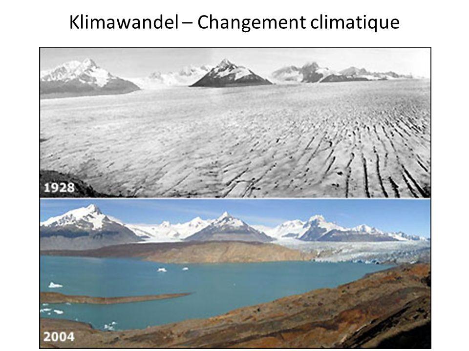 CO 2 Konzentration der letzten 60.000 Jahre Concentration CO 2 des dernières 60.000 années Ron Oxburgh 390 ppm 2011 1
