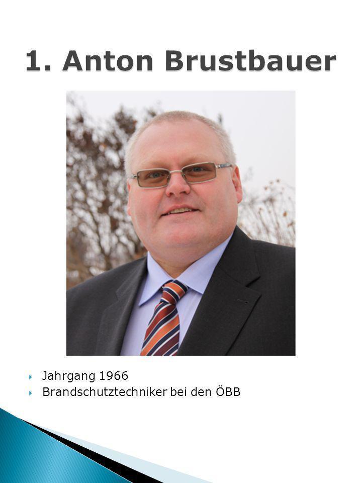 Seit fünf Jahren vertritt Brustbauer die FPÖ im Gemeinderat von Mautern.