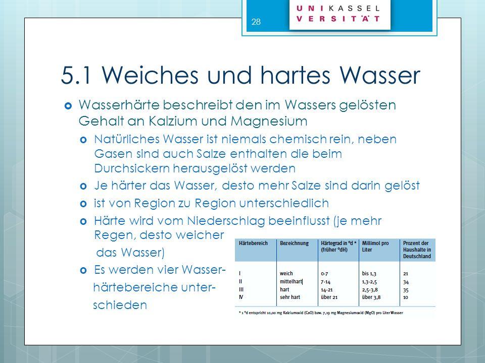 6.Fazit Das Trinkwasser in Deutschland gehört mit zu den strengsten Kontrollierten Lebensmitteln.