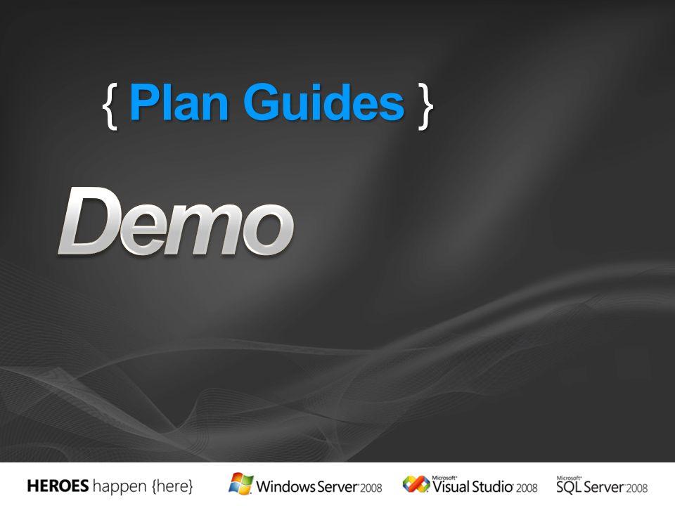 { Plan Guides }