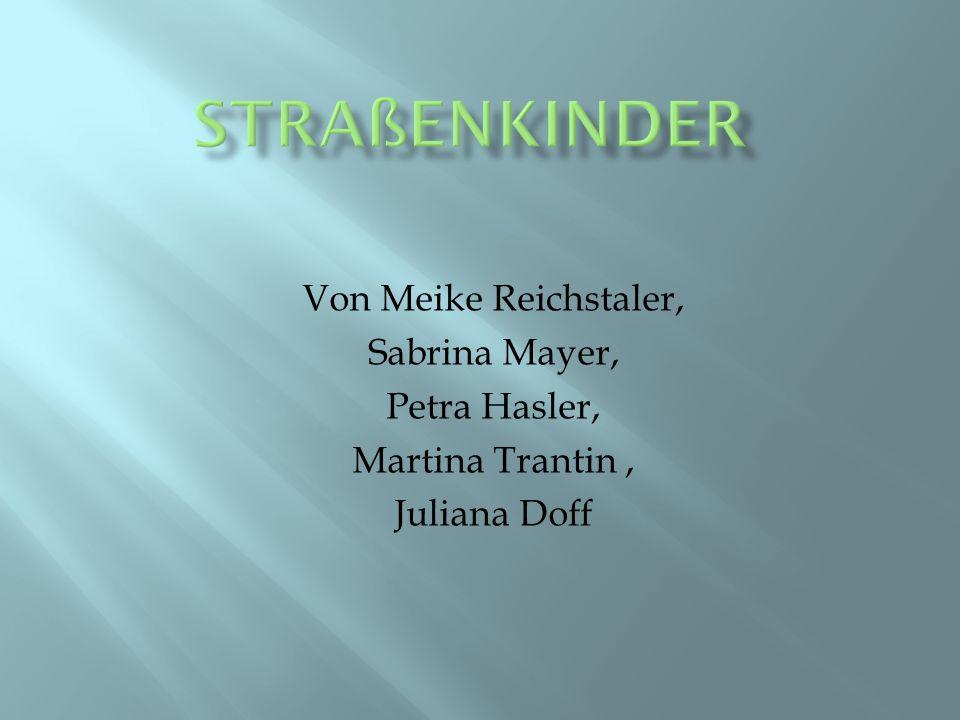 Von Meike Reichstaler, Sabrina Mayer, Petra Hasler, Martina Trantin, Juliana Doff