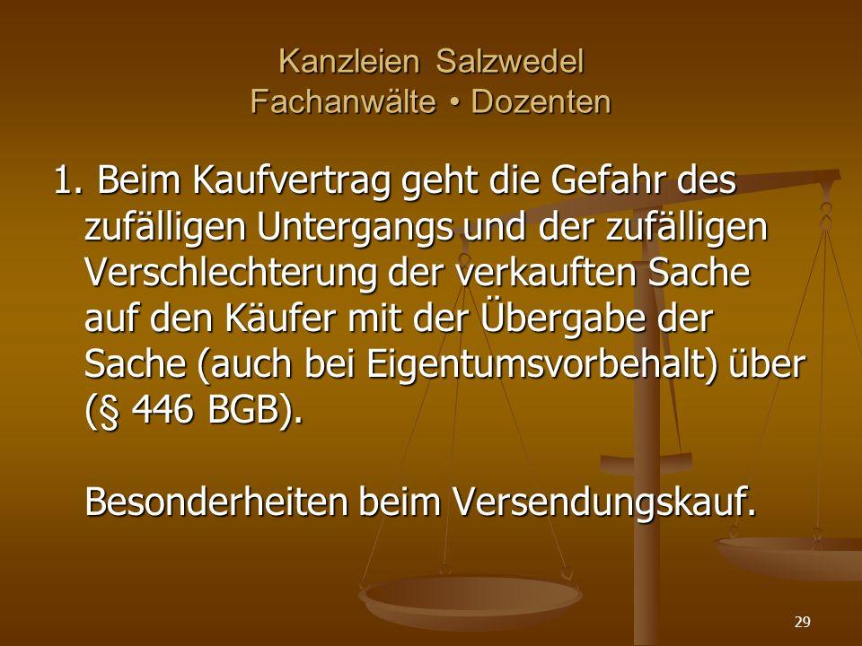 Kanzleien Salzwedel Fachanwälte Dozenten 1.