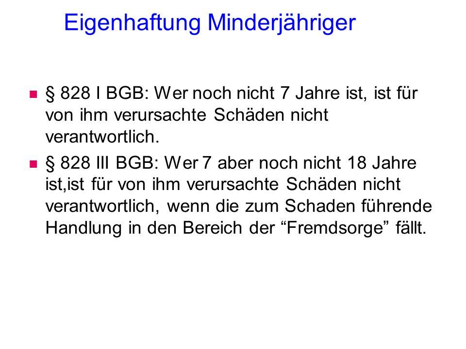 75 7575 Haftungsausschluss durch AGB nur für fahrlässiges Fehlverhalten nur für leichte und mittlere Fahrlässigkeit nur für Sachschäden § 276 Absatz 3 BGB: Für Vorsatz kann die Haftung nicht ausge- schlossen werden.
