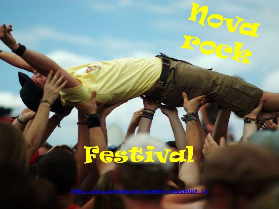 Musik Festival besteht seit 2005 Nickelsdorf der größte Rock-Musik-Festival in Osterreich 160.000 rock und metal Musik fans