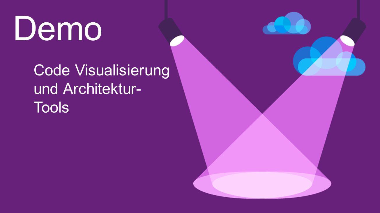 Code Visualisierung und Architektur- Tools