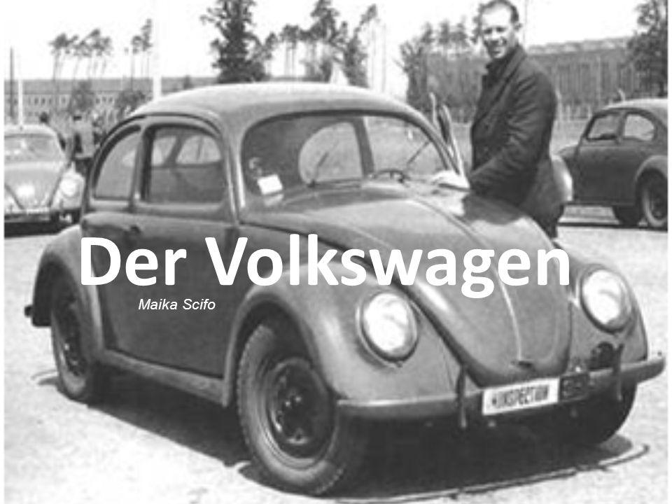 Er wollte ein Auto, das Platz fϋr zwei Erwachsene und drei Kinder bietet, eine Höchstgeschwindigkeit von 100 km/h erreicht, im Durchschnitt 7 Liter Kraftstoff auf 100 km verbraucht und weniger als 100 Reichsmark kostet.