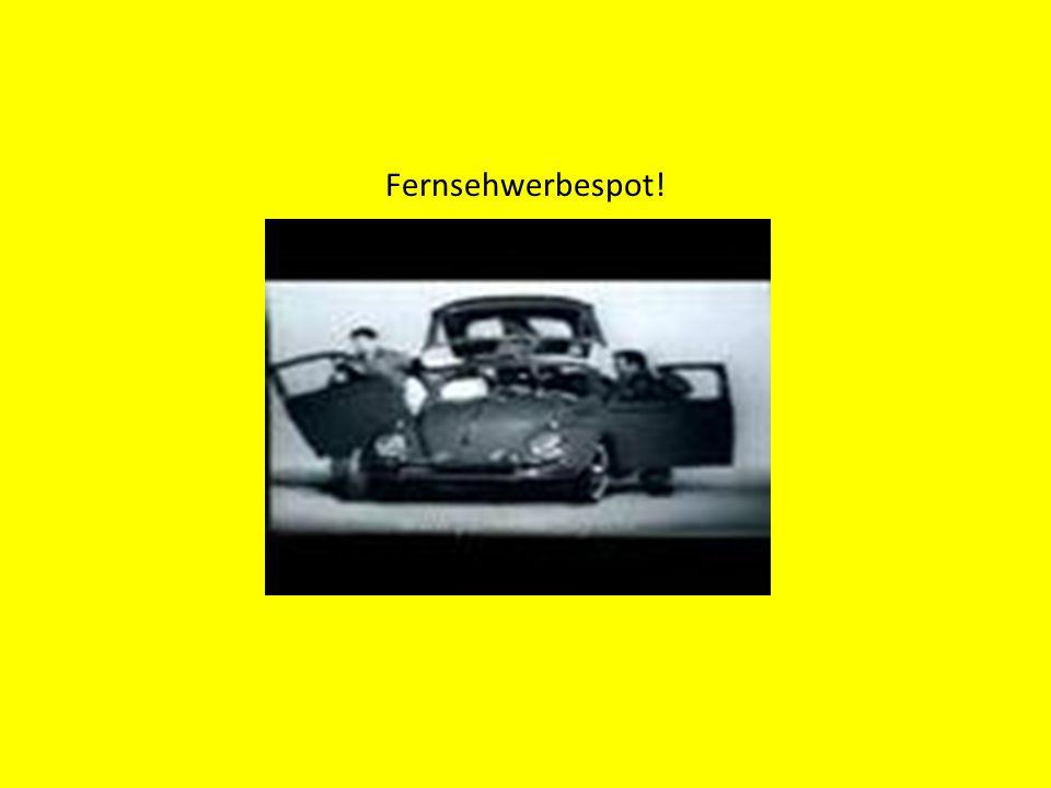 Ab 1935 waren diese ersten Modelle aus Aluminium und Holz auf den Autostraβen.
