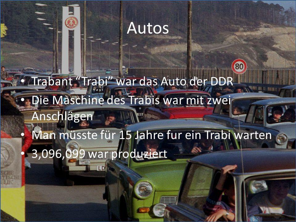 Autos Trabant Trabi war das Auto der DDR Die Maschine des Trabis war mit zwei Anschlägen Man müsste für 15 Jahre fur ein Trabi warten 3,096,099 war pr