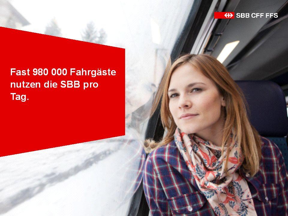 qwqe Jeder Fahrgast ist zweimal im Bahnhof und potentieller Kunde von Immobilien.
