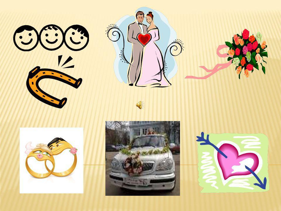 Weisse Farben Den Bräutigam und die Braut Geschmücktes Auto Blumen Freude und Glück Liebe Hochzeit Heiraten