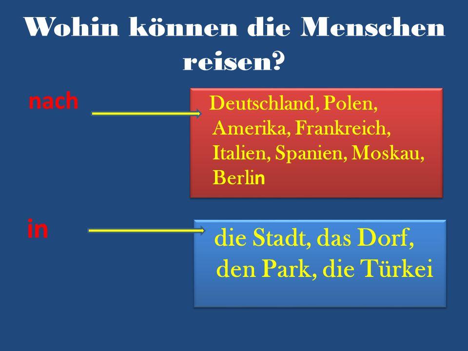 reisen (-te, -t) der Einwohner (=) wandern (-te, -t) der Leiter (=) das Wahrzeichender Hafen (die Häfen) (der) Berlinerbesichtigen (-te, -t) Bekanntsich ansehen (a, e) der Räubersich befinden (a, u) Es tut mir leid.