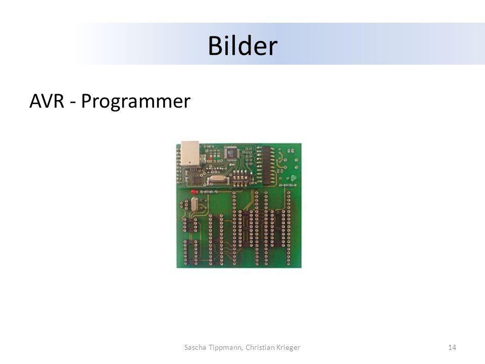Bilder AVR - Programmer Sascha Tippmann, Christian Krieger14