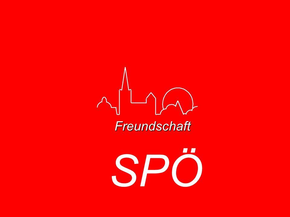 Freundschaft SPÖ