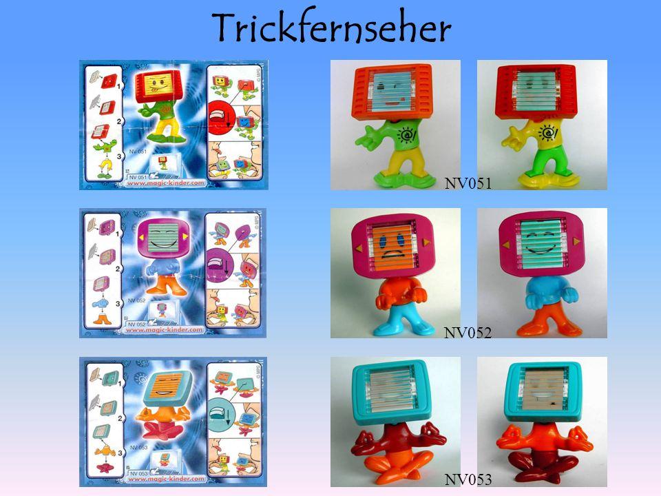 Trickfernseher NV051 NV052 NV053