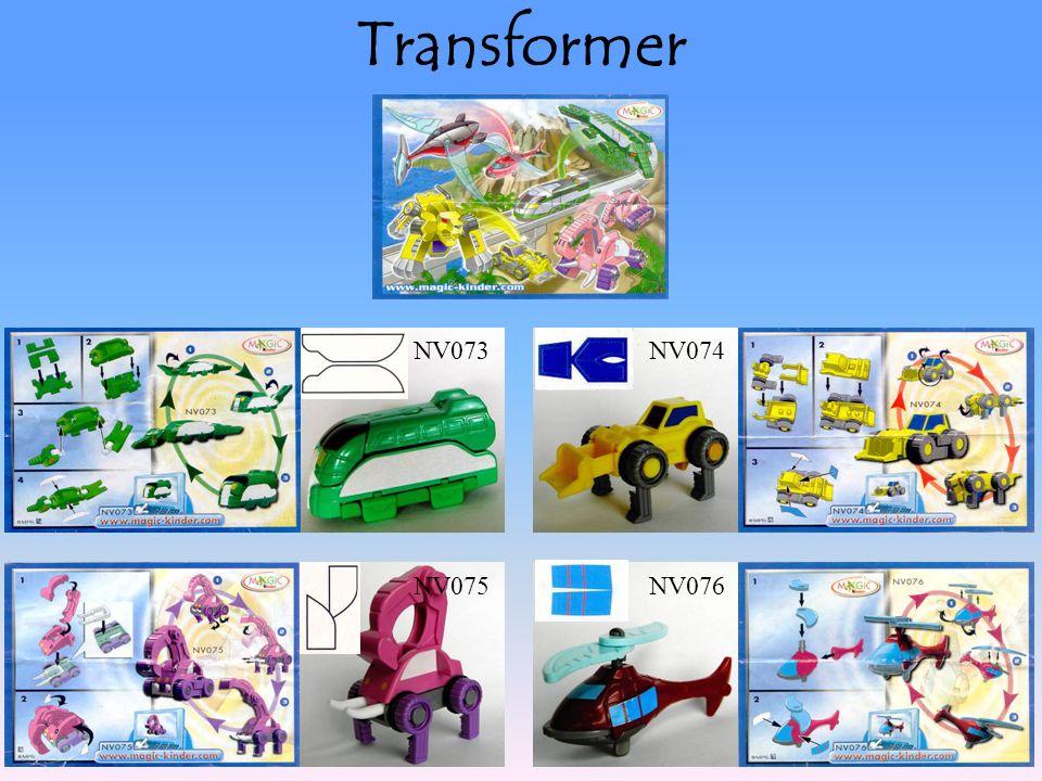 Transformer NV073NV074 NV075NV076