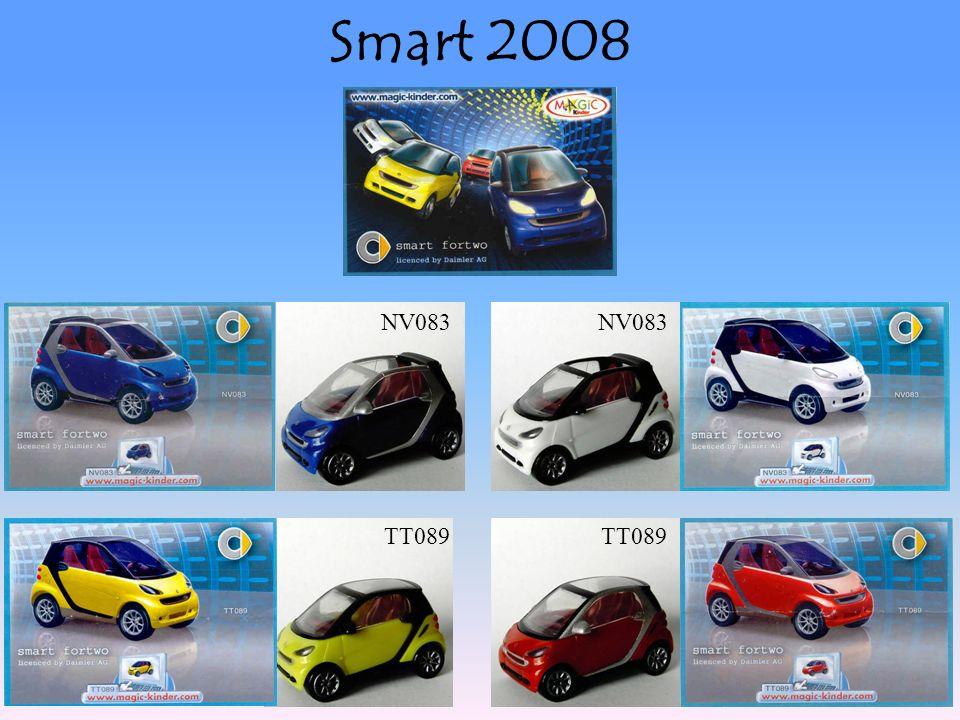 Smart 2008 TT089 NV083