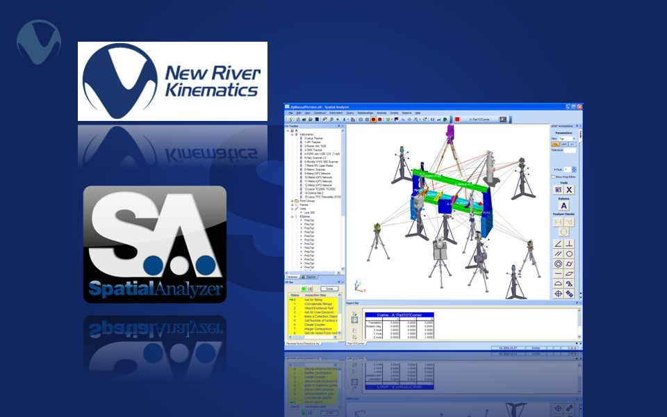 OVERVIEW OF SPATIAL ANALYZER SOFTWARE « Integrated Reporting »