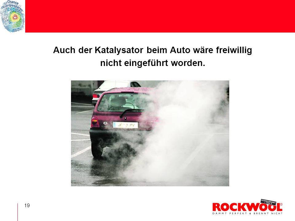 20 Der Königsweg: Thermische Modernisierung durch Ordnungspolitik.