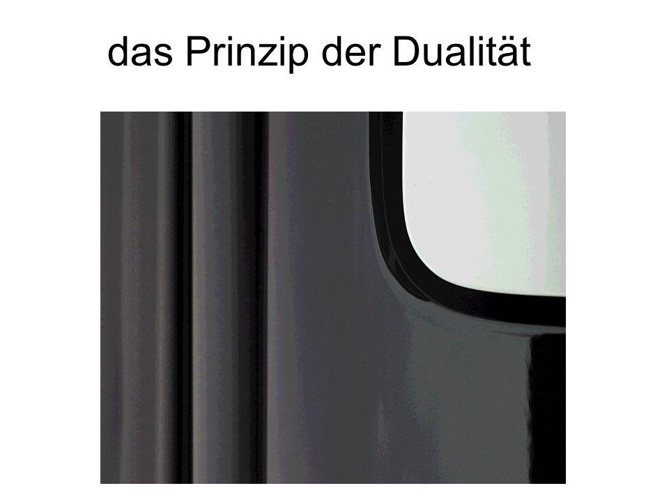 das Prinzip der Dualität
