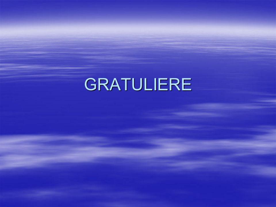 GRATULIERE