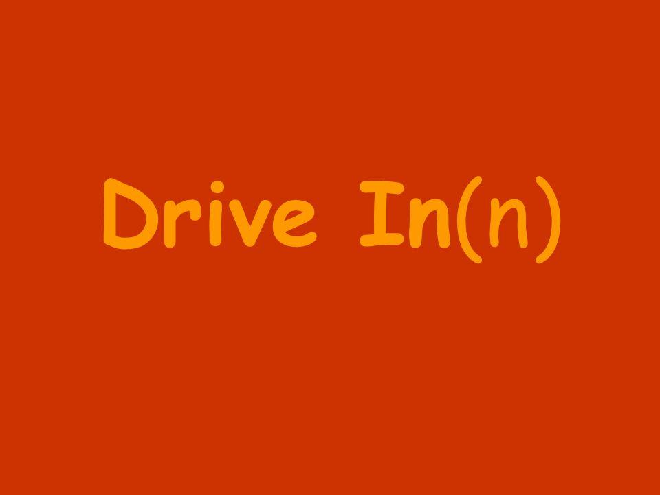 Auto fahren macht Spaß. Am meisten Spaß macht aber Essen im Auto.