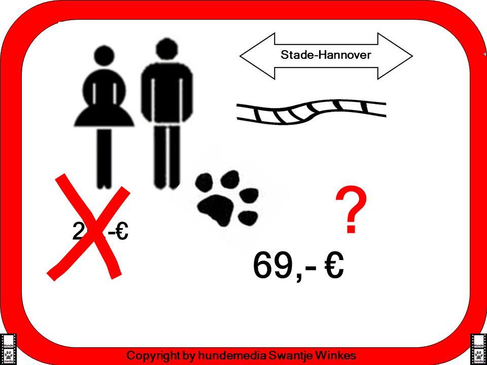 Effektive Lernmethoden 26,- 69,- ? Stade-Hannover Copyright by hundemedia Swantje Winkes