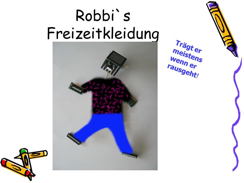 Robbi`s Freizeitkleidung Trägt er meistens wenn er rausgeht!