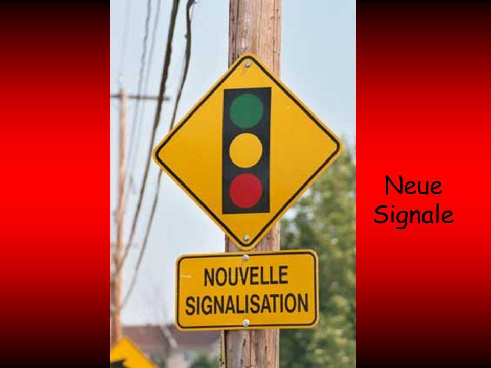 Neue Signale
