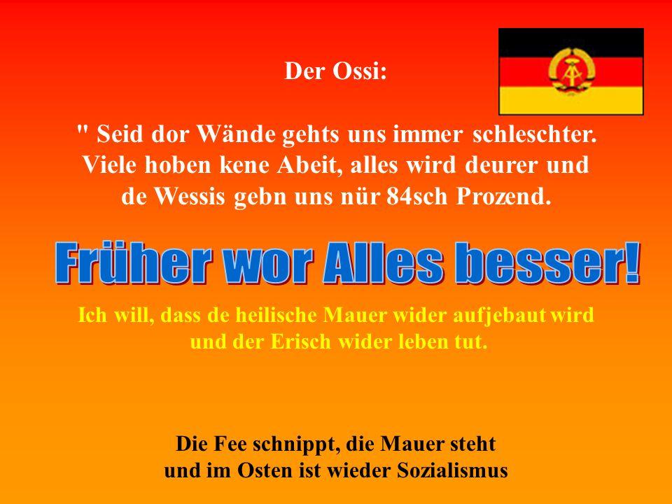 Der Ossi: