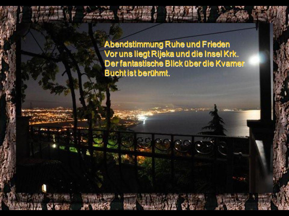 Opatija Bregi 5 Wellness Urlaub und Mee(h)eeer… Von Rosemarie BERG