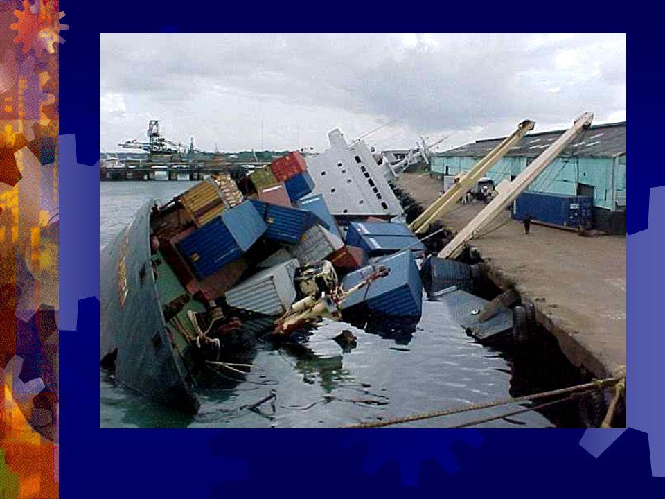 Ja, ja…. Später wurde ich gefragt, ob ich Schiffe beladen könnte. Was für eine Frage !...