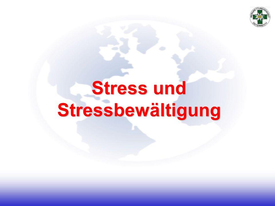 Stresskurve Stresskurve
