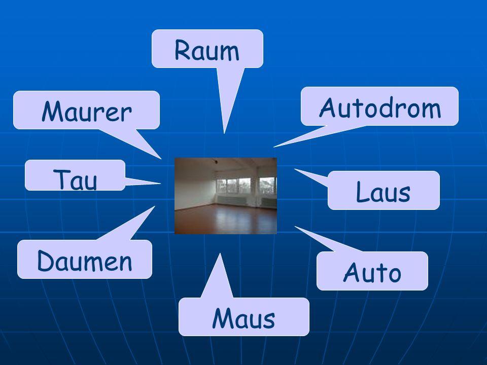 Autodrom Auto Raum Maurer Daumen Maus Laus Tau