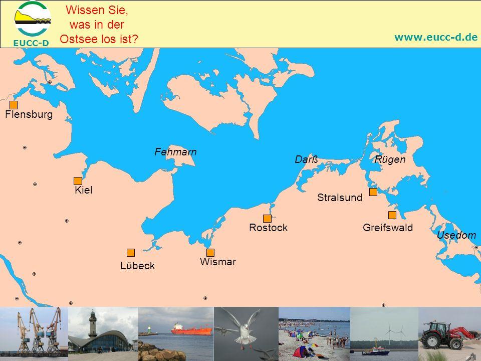 EUCC-D www.eucc-d.de Wissen Sie, was in der Ostsee los ist.