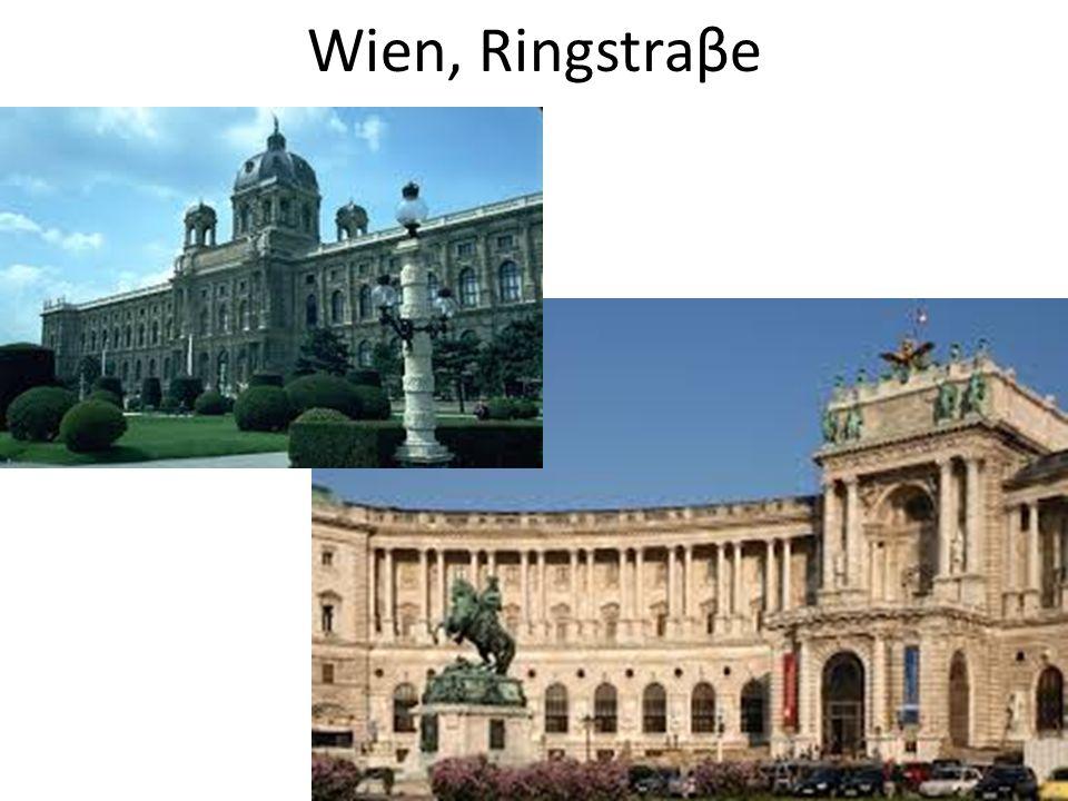 Wien, Ringstraβe