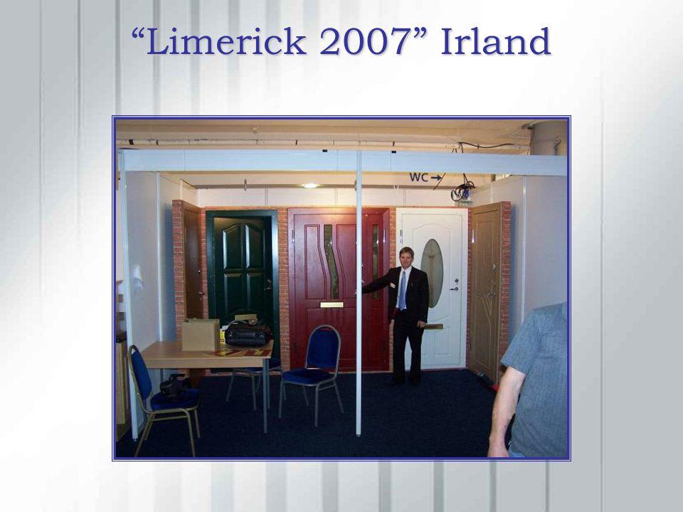 Limerick 2007 Irland