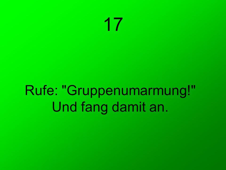 Rufe: