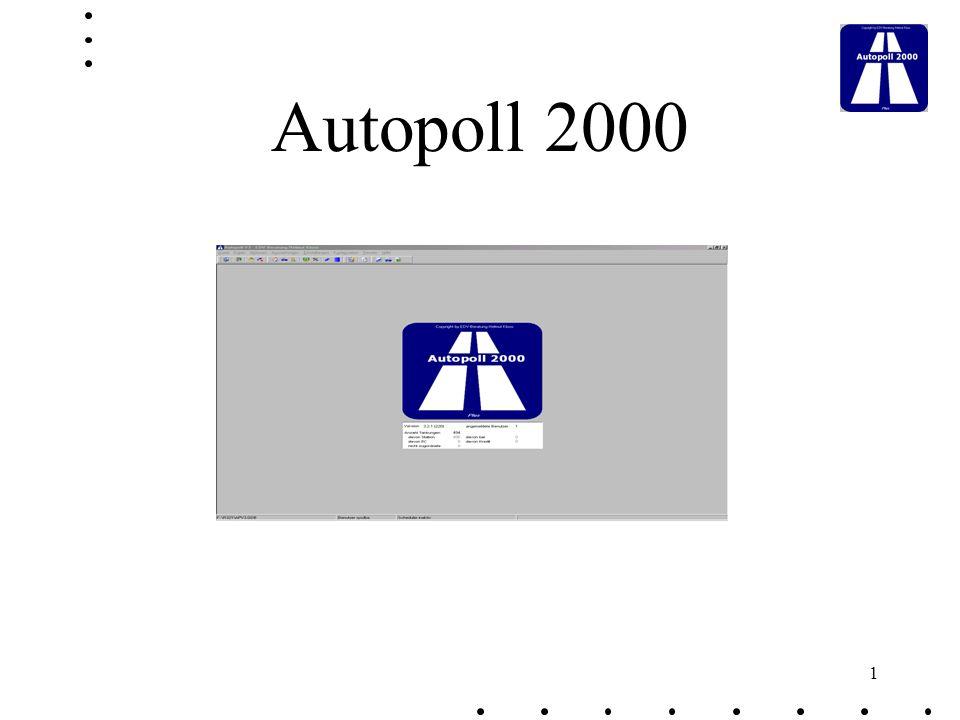 12 Autopoll Light Das Programm für die anspruchsvolle Betriebstankstelle => incl.