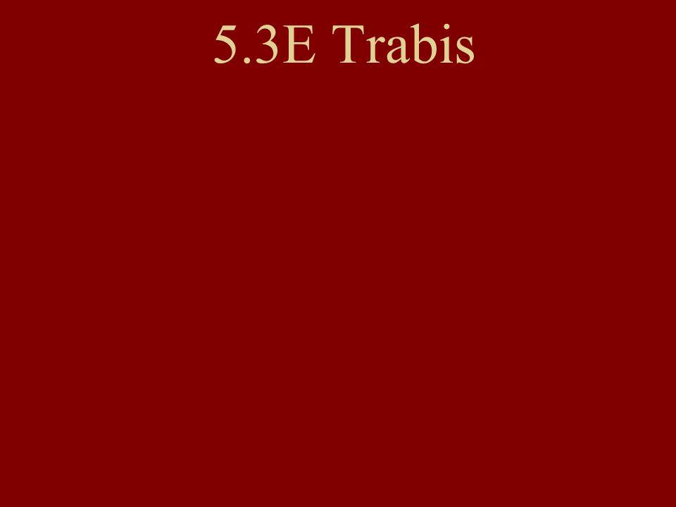 5.3E Trabis