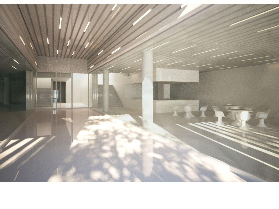 Hallenbad im Sportgebäude Mieter vom Rohbau im Sportgebäude Migros Fitness – 4500 m2.