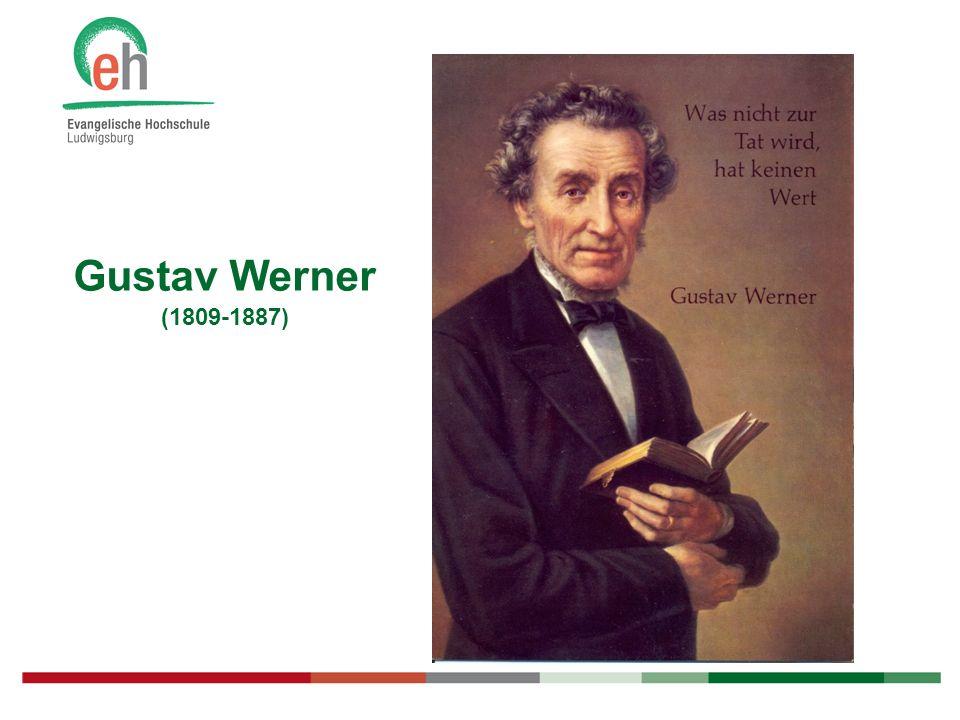 Gustav Werner (1809-1887)